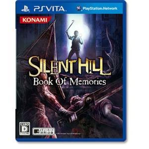 『中古即納』{PSVita}SILENT HILL Book Of Memories(サイレントヒル ブック オブ メモリーズ)(20130214)|media-world