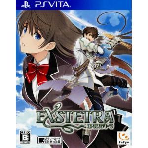 『中古即納』{PSVita}EXSTETRA(エクステトラ)(20131107)|media-world