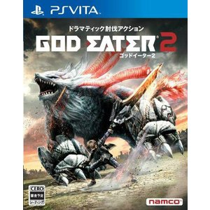 『中古即納』{PSVita}GOD EATER 2(ゴッドイーター2)(20131114)|media-world