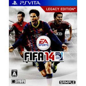 『中古即納』{表紙説明書なし}{PSVita}FIFA14(20131017)|media-world