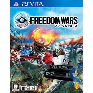 『中古即納』{表紙説明書なし}{PSVita}フリーダムウォーズ (FREEDOM WARS)(20140626)|media-world