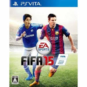 『新品即納』{PSVita}FIFA 15(20141009)|media-world