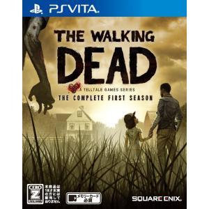 『中古即納』{PSVita}THE WALKING DEAD(ウォーキング・デッド)(20140904)|media-world