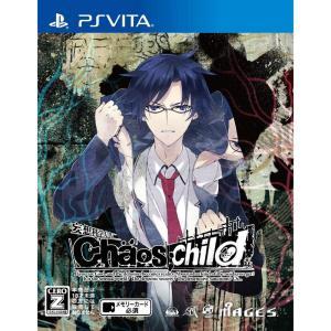 『中古即納』{PSVita}CHAOS;CHILD(カオスチャイルド) 通常版(20150625)|media-world