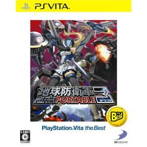 『中古即納』{PSVita}地球防衛軍3 PORTABLE(ポータブル) PlayStation Vita the Best(VLJS-50012)(20151001)|media-world