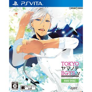 『中古即納』{PSVita}TOKYOヤマノテBOYS for V FAN DISC(TYB ファン...