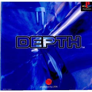 『中古即納』{表紙説明書なし}{PS}DEPTH(デプス)(19961206)|media-world