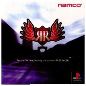『中古即納』{PS}RAGE RACER(レイジレーサー)(19961203)|media-world