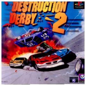 『中古即納』{PS}デストラクション・ダービー2(19970221)|media-world