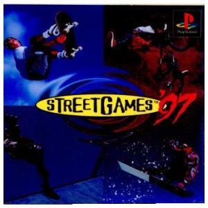 『中古即納』{表紙説明書なし}{PS}Street Games '97(ストリートゲームズ'97)(19970411)|media-world