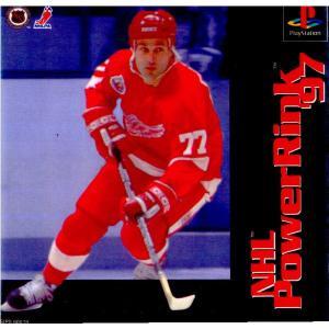 『中古即納』{表紙説明書なし}{PS}NHL PowerRink '97(NHL パワーリンク'97)(19970530)|media-world