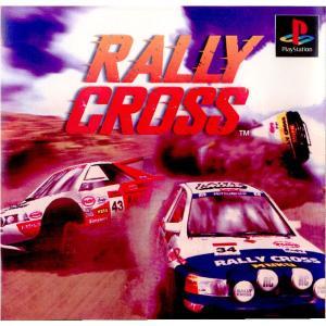 『中古即納』{表紙説明書なし}{PS}Rally Cross(ラリークロス)(19970717)|media-world
