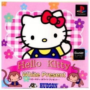 『中古即納』{PS}ハローキティ ホワイトプレゼント(19981217) media-world