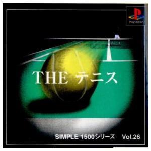 『中古即納』{表紙説明書なし}{PS}SIMPLE1500シリーズ Vol.26 THE テニス(20000224)|media-world