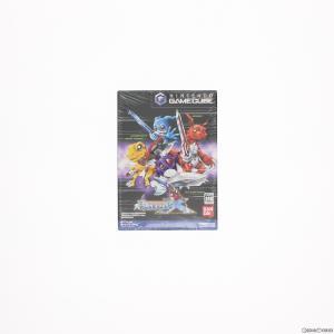 『中古即納』{表紙説明書なし}{GC}デジモンワールドX(20050106)|media-world
