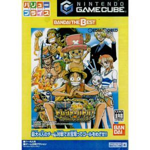 『中古即納』{GC}From TV animation ONE PIECE(ワンピース) トレジャーバトル! BANDAI THE BEST(DOL-P-GOTJ)(20031218)|media-world