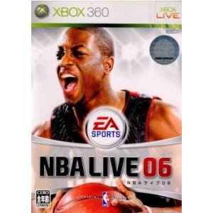 『中古即納』{Xbox360}NBA LIVE 06(NBA ライブ 06)(20060119)|media-world
