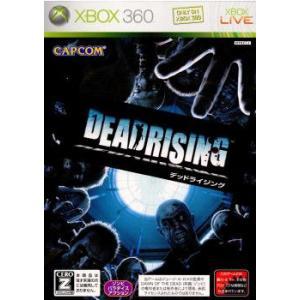 『中古即納』{表紙説明書なし}{Xbox360}DEAD RISING(デッドライジング)(20060928) media-world