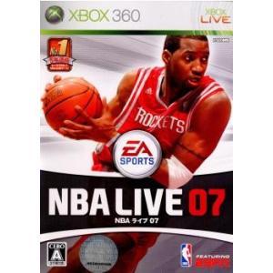 『中古即納』{Xbox360}NBA LIVE(ライブ) 07(20061122)|media-world