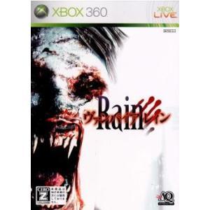 『中古即納』{Xbox360}ヴァンパイアレイン(VAMPIRE RAIN)(20070125)|media-world