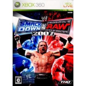 ■タイトル:WWE2007 SmackDown vs Raw(スマックダウンVSロウ) ■機種:エッ...