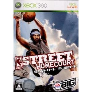 『中古即納』{Xbox360}NBA Street Homecourt(NBAストリート ホームコート)(20070524)|media-world