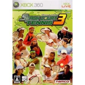 『中古即納』{表紙説明書なし}{Xbox360}スマッシュコートテニス3(SMASH COURT TENNIS 3)(20071213) media-world