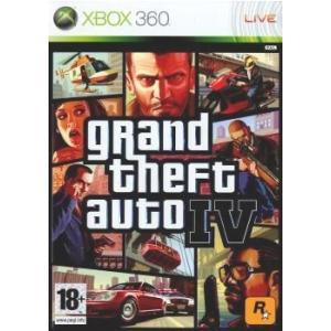 『中古即納』{Xbox360}Grand theft auto IV(グランド・セフト・オート4/GTA4)(欧州版)(20080501)|media-world
