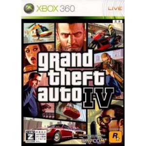 『中古即納』{表紙説明書なし}{Xbox360}グランド・セフト・オートIV(Grand Theft Auto 4)(20081030) media-world
