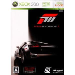 『中古即納』{Xbox360}Forza Motorsport 3(フォルツァ モータースポーツ3) 通常版(20091022)|media-world