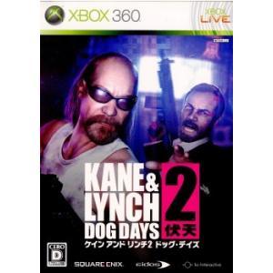 『中古即納』{Xbox360}ケイン アンド リンチ2 ドッグ・デイズ(KANE & LYNCH 2 DOGDAYS)(20100826) media-world
