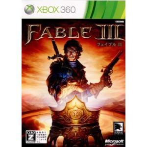 『中古即納』{Xbox360}フェイブル3(Fable III) リミテッド エディション(限定版)(20101028)|media-world
