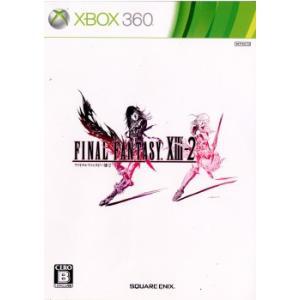 『中古即納』{表紙説明書なし}{Xbox360}ファイナルファンタジーXIII-2(FINAL FANTASY 13-2 / FF13-2)(20111215)|media-world