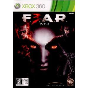 『中古即納』{Xbox360}フィアー3(F.E.A.R.3)(20110721) media-world