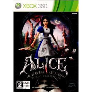 『中古即納』{Xbox360}アリス マッドネス リターンズ(ALICE MADNESS RETURNS)(20110721) media-world