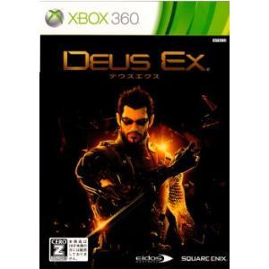 『中古即納』{Xbox360}デウスエクス(Deus Ex.)(20111020) media-world