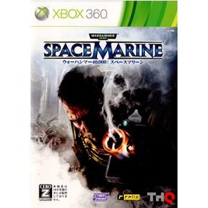 『中古即納』{Xbox360}ウォーハンマー40000:スペースマリーン(Warhammer 40000: Space Marine)(20111027) media-world