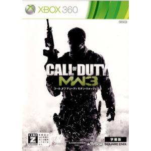 『中古即納』{Xbox360}コール オブ デューティ モダン・ウォーフェア3(Call of Du...