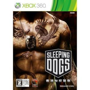 『中古即納』{Xbox360}スリーピングドッグス(SLEEPING DOGS) 香港秘密警察(20120927)|media-world