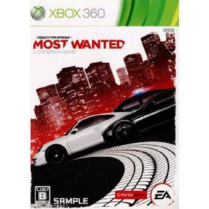 『中古即納』{Xbox360}ニード・フォー・スピード モスト・ウォンテッド Need for Speed Most Wanted NFSMW(20121115)|media-world
