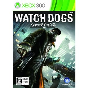 ■タイトル:ウォッチドッグス(WATCH DOGS) ■機種:エックスボックス360ソフト(Xbox...