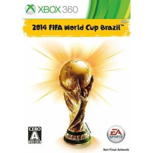 『中古即納』{Xbox360}2014 FIFA World Cup Brazil(ワールドカップブラジル)(20140424)|media-world