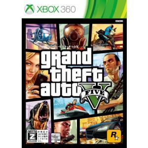 『中古即納』{Xbox360}グランド・セフト・オートV(G...