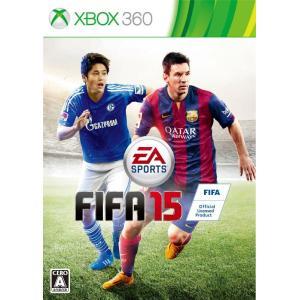 『中古即納』{Xbox360}FIFA 15(20141009)|media-world