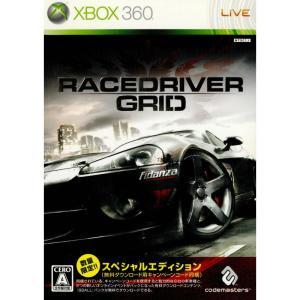 『中古即納』{Xbox360}RACEDRIVER: GRID レースドライバーグリッド スペシャルエディション(CUC-00009)(20090115)|media-world