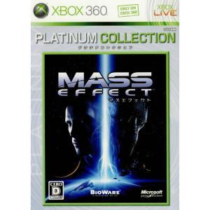 『中古即納』{Xbox360}MASS EFFECT(マスエフェクト) Xbox360プラチナコレクション(YWC-00002)(20100408) media-world