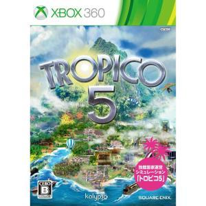 『中古即納』{Xbox360}TROPICO 5(トロピコ 5)(20150423)