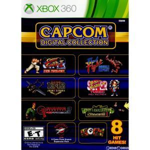 『中古即納』{表紙説明書なし}{Xbox360}Capcom Digital Collection(カプコンデジタルコレクション)(北米版)(20120327)|media-world