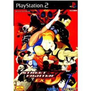 『中古即納』{表紙説明書なし}{PS2}ストリートファイターEX3(Street Fighter EX3)(20000304)|media-world