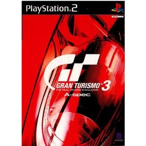 『中古即納』{表紙説明書なし}{PS2}グランツーリスモ3 A-spec(Gran Turismo 3/GT3)(20010428)|media-world